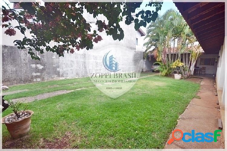CA590 - Casa à Venda em Americana SP, Parque Residencial Jaguari, Sobrado c 1