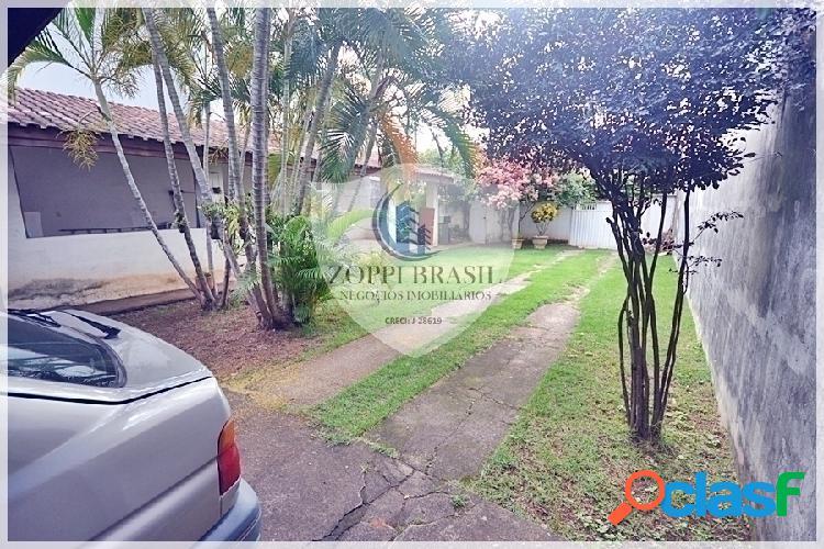 CA590 - Casa à Venda em Americana SP, Parque Residencial Jaguari, Sobrado c 3
