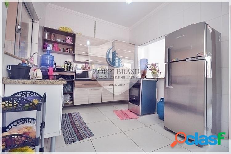 CA605 - Casa à Venda em Americana SP, Parque Nova Carioba, 150 m² terreno,