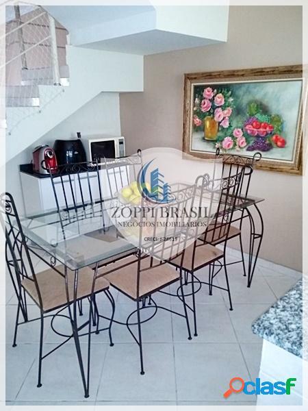 CA702 - Casa à Venda em Americana Sp, Bairro Catharina Zanaga. Em CONDOMÍNI