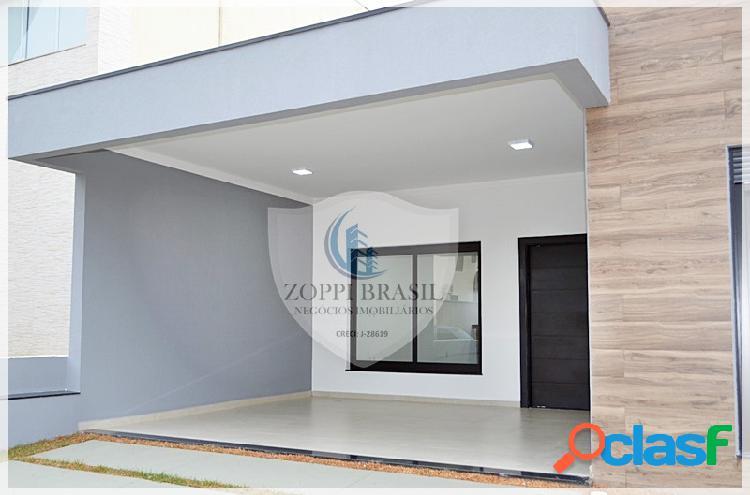 CA817 - Casa para venda em Sumaré, Condomínio Real Parque, 250m², 3 dormitó 2