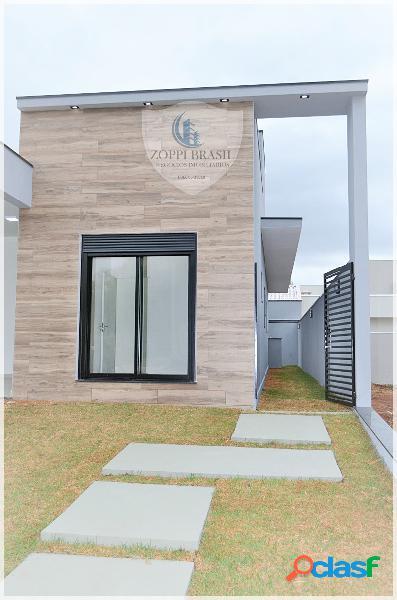 CA817 - Casa para venda em Sumaré, Condomínio Real Parque, 250m², 3 dormitó 3