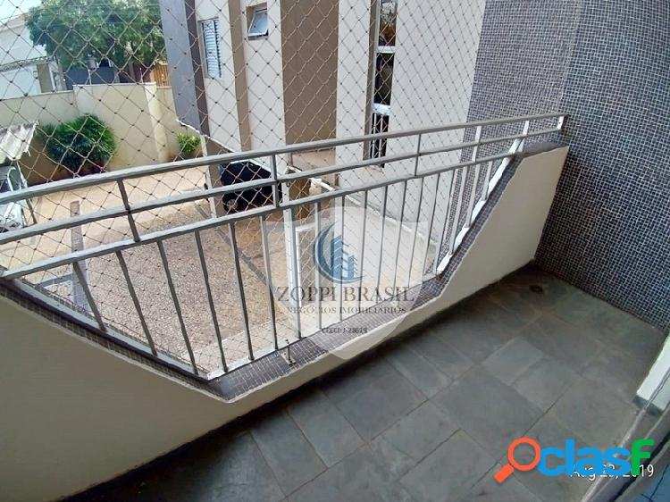 APL0095- Apartamento para locação em Americana, Bairro Santa Catarina, com