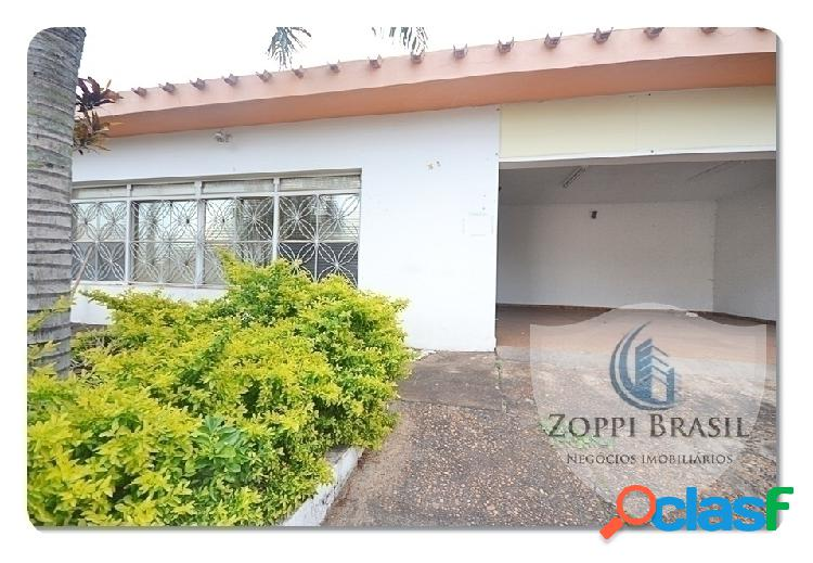 CAL0018 - Casa para Locação em Americana SP, Jardim Ipiranga, 808 m² terren