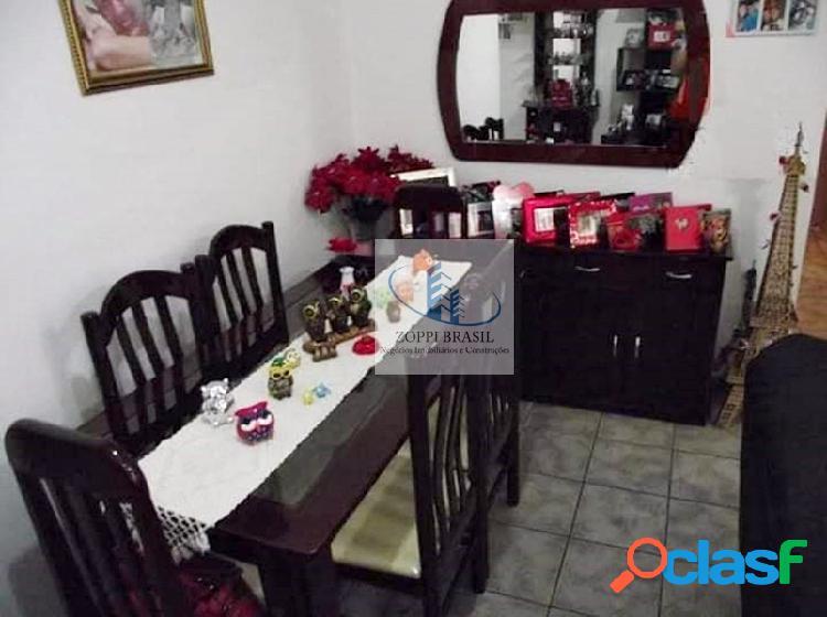 AP532 - Apartamento à venda em Americana, Bairro São Domingos, com 74m², 3