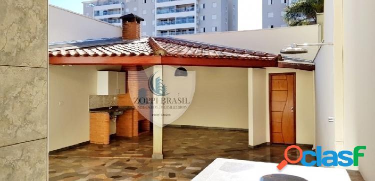 CAL0056 - Casa para aluguel em Americana, Jardim São Paulo, 400m², 3 dormit