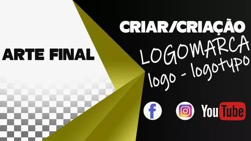 Criação arte final - logotipo - logo - logomarca