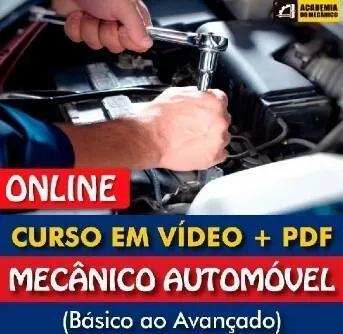 Cursos de mecânica de motos e automotiva