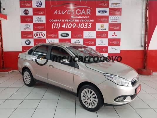Fiat grand siena essence 1.6 flex 16v 2014/2015