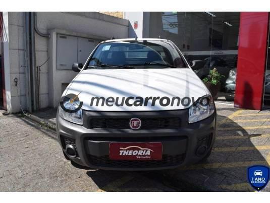 Fiat strada 1.4 mpi fire flex 8v cs 2018/2019