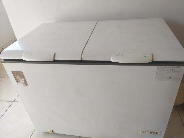 Freezer consul horizontal 02 portas