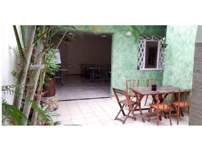 Ha435-casa comercial 380 m2 na vila clementino