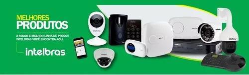 Instalação de câmeras e alarme