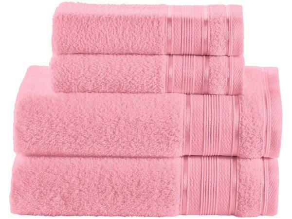 Jogo de toalha santista royal knut 4 peças - 100% algodão
