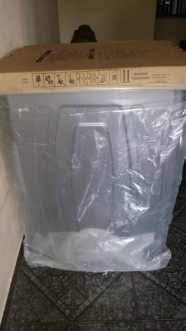 Lavadora brastemp em inox 11kg - produto novo!