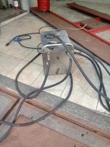 Lavadora de alta pressão a vapor jet vap que dupla