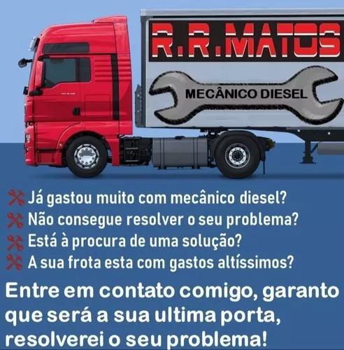 Mecânico diesel para toda região de são paulo