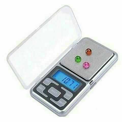 Mini balança digital