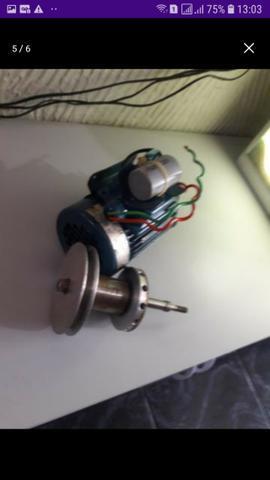 Motor para portao automático completo com polias aceito