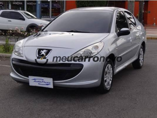 Peugeot 207 sedan passion xr 1.4 flex 8v 4p 2009/2010