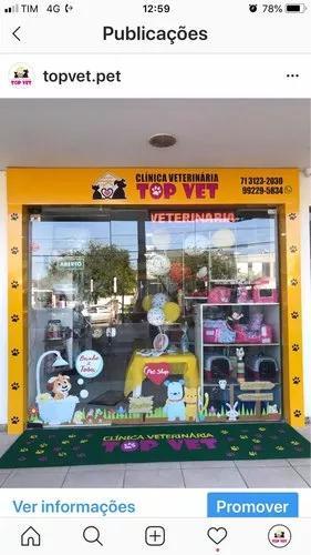 Passo pet shop, clínica veterinária