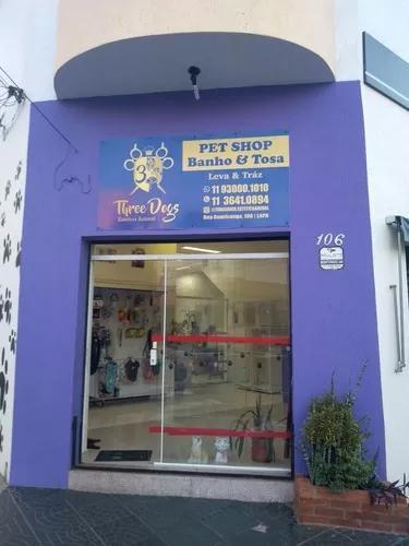 Pet shop banho e tosa