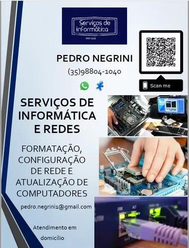 Serviços de redes e informática