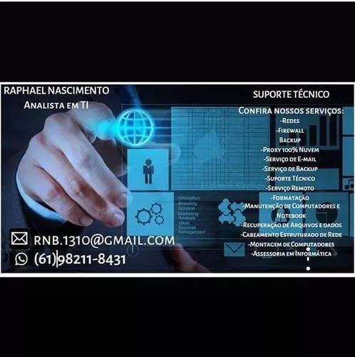 Serviços Técnico De Informática