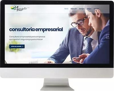 Site responsivo onepage - site express rdcommerce