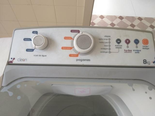 Técnico conserto máquina lavar garantia aceita cartão.