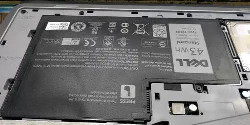 Troca de bateria notebook dell