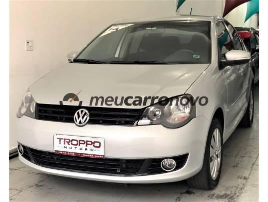 Volkswagen polo sedan 1.6 mi total flex 8v 4p 2014/2014