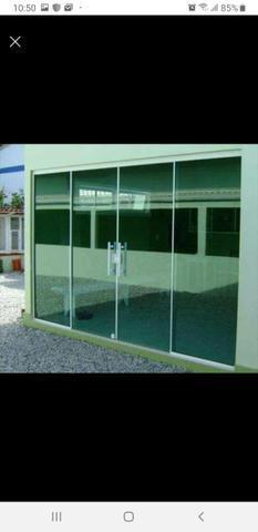 Vidros blindex portas janelas *
