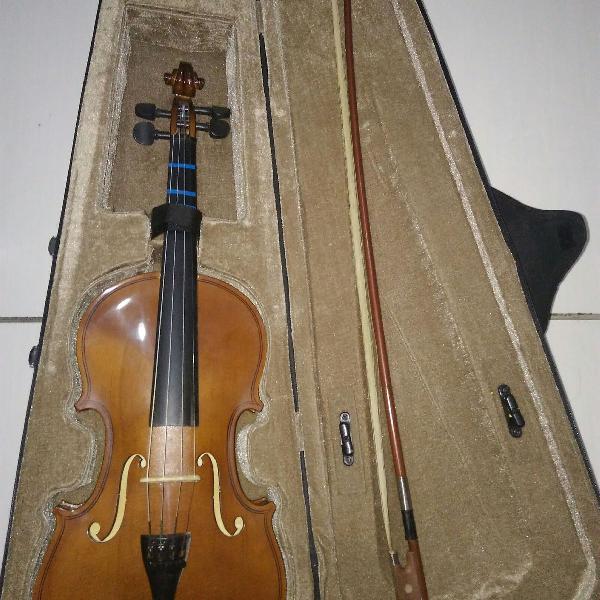 Violino + breu