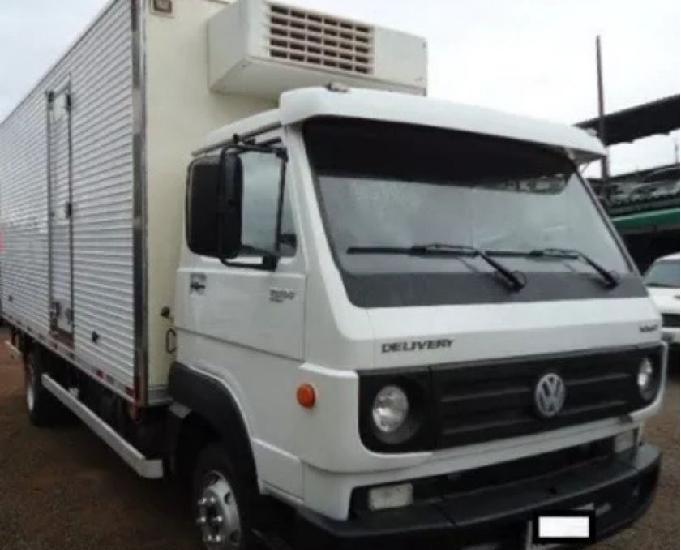 Vw delivery 10-160 c baú refrigerado 20152015