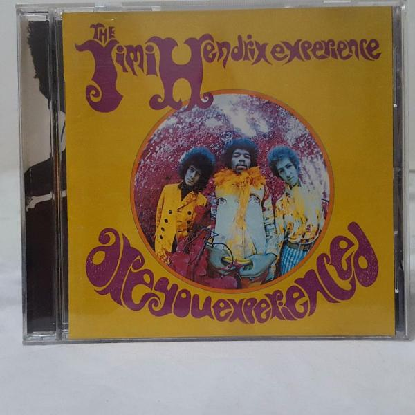 cd importado the jimi hendrix experience - are you