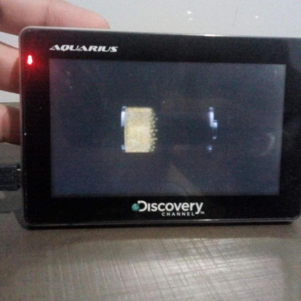 "Gps discovery channel aquarius 4,3"" mtc- 2420"
