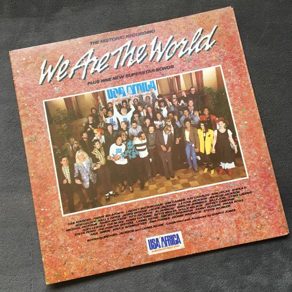 Lp we are the world