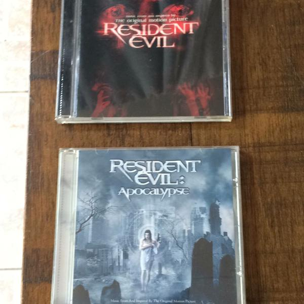 Trilha sonora do filme resident evil