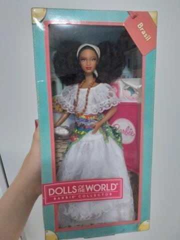 Barbie dolls of the world brasil na caixa lacrada