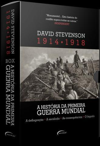 Box a historia da primeira guerra mundial