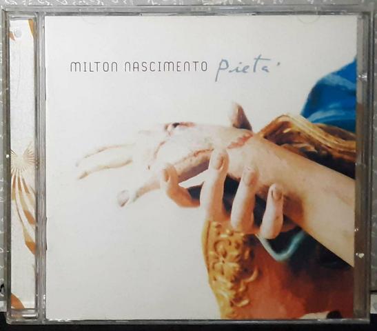 Cd milton nascimento - pietá (2002)