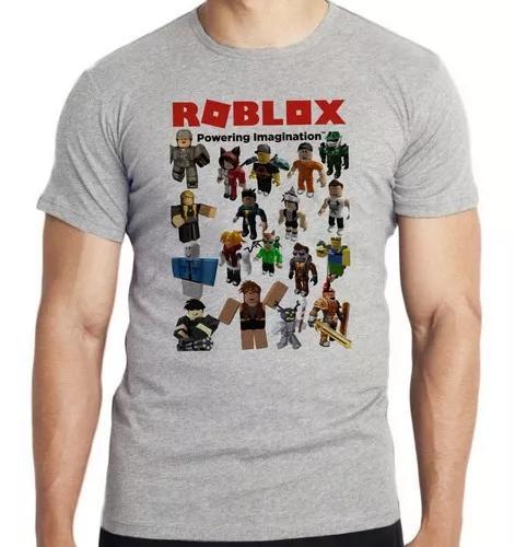 Camiseta infantil kids roblox skins personagens mode game jo