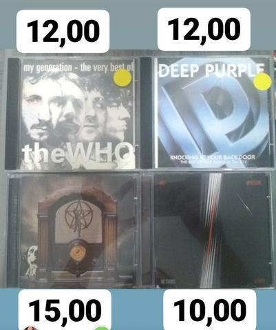 Cds rock e pop rock