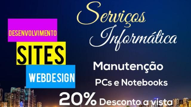 Consultoria e serviços de informática