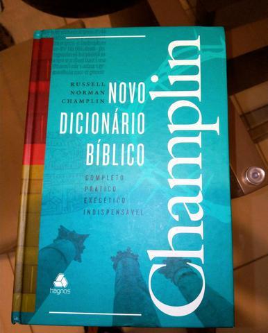 Dicionário bíblico champlin