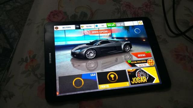 Galaxy tab s3 4g e wifi telão 9.7 32gb câmera 12mp c/ 04