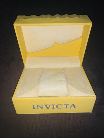 Invicta caixa original modelo grande 80$ e média 55$