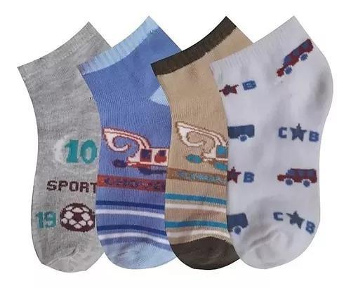Kit 12 pares meia bebe criança atacado masculino meias luxo