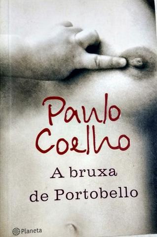 Livro A bruxa de Portobello - Paulo Coelho